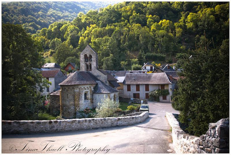 The town's Church!