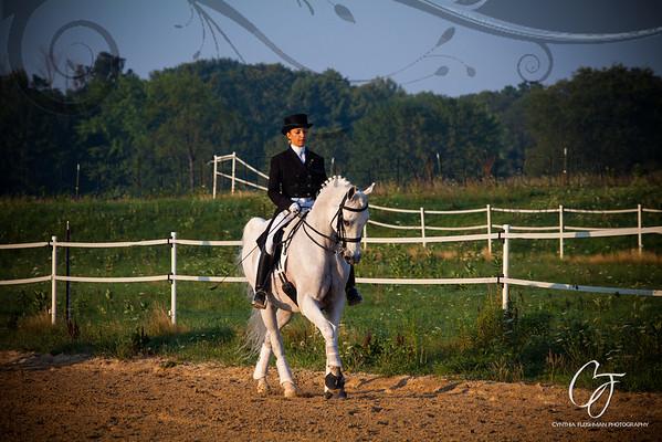 Sorensen Dressage Rides - Aug. 3
