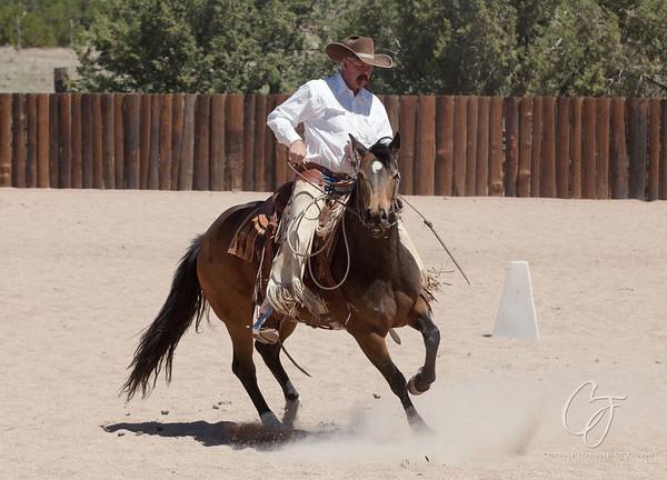 International Vaquero Horsmanship & Ranch Roping Clinic