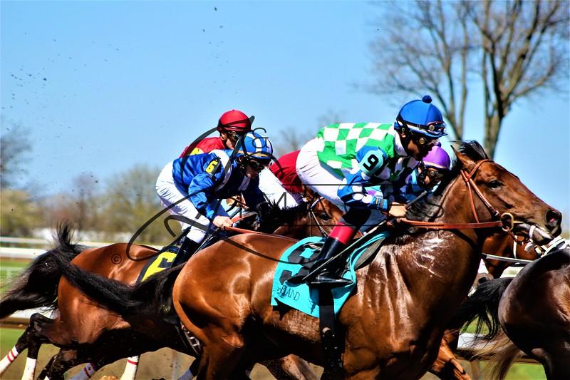 Keeneland Races