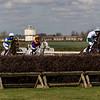 Race 3 - Won by 18 Velvet Steel - 8yo Grey Mare owned by Mrs Pauline Harkin and ridden by Miss P. Fuller trained by Pauline Harkin