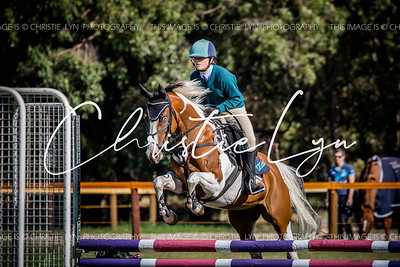 South West Summer Showjumping Series 26th February 2017