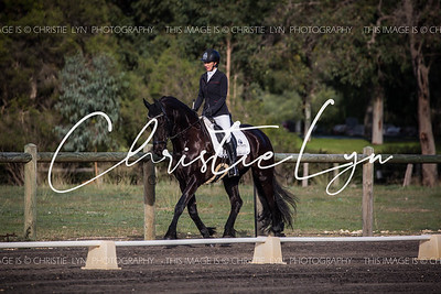 Henty Dressage Day 11th June 2017 (Top Arena)