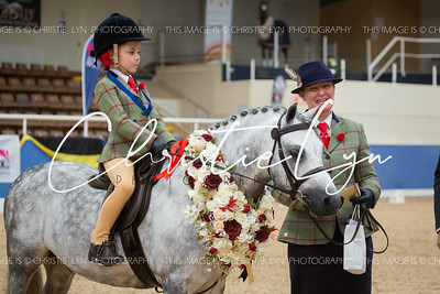 Class 10: Lead Rein Show Hunter Pony 12 hh & under (Rider 5,6 & 7 years)