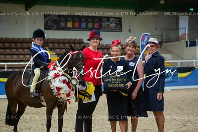 Class 12: Lead Rein Show Pony 12 hh & under (Rider 5,6 & 7 years)