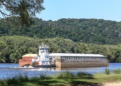 AAA River Traffic_1930