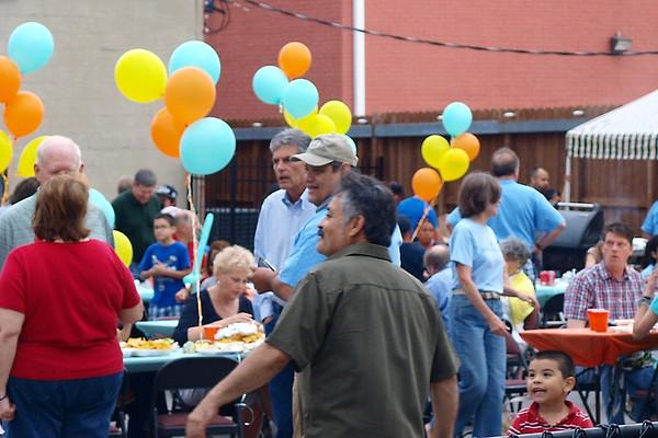 Fiesta Friday at Grandview - April 27, 2012