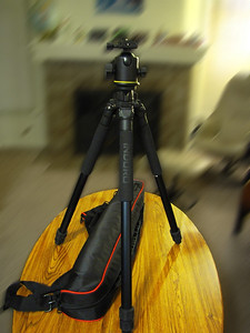 Induro AT213 Tripod for DSLR Cameras