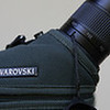 Swarovski Spotting Scope 80 HD<br /> with 20-60X eyepiece<br /> <br /> If you get serious with birding and you want to get really close to the birds then a spotting scope like this one is ideal. You first have to choose the brand. Then the size of the scope. Lastly the power of the eye piece. <br /> <br /> There are a few brands to choose from, Swarovski, Leica, Nikon and Kowa are reputable brands.   We have been able to use two brands extensively. The Leica and the Swarovski. They were both good but we liked the Swarovski more because it only has one ring for focusing. We also felt that the Swaro was slightly sharper. Maybe because it was a slightly newer model. There is always something new, and they usually keep getting better. <br /> <br /> You can choose two sizes for the body. A 60mm and an 80mm. The 80mm allows more light in so you get a brighter and sharper picture. The 60mm is smaller and lighter. <br /> <br /> For the eye piece there are three choices the 20-50x, a fixed 30x, and a 20-60x. We have the 20-60x. It works very well. <br /> <br /> The Swarovski is very well made. It is a quality item that is water proof. You need that when walking around the rainforests. But its always good to have a dry bag to cover up your scope if the weather turns bad. <br /> <br /> The cloth cover is optional and is a very good option to purchase. It provides additional protection from scratches and small bumps and is made very well. <br /> <br /> You will need a good tripod and a sturdy tripod head to keep your scope stable when you are viewing. We use the Manfrotto 393 head and the Manfrotto 055 Pro Carbon tripod for our spotting scope. <br /> <br /> We also have an attachment so we can connect our SLR with a 50mm lens to the eyepiece. A lot of people use their scopes to take pictures and videos. It is much lighter than using a super telephoto lens. So some people prefer it to carrying a heavy SLR lens.<br /> <br /> You don't need an SLR to take pictures with your scope. A point and shoot camera will work very well.<br /> <br /> We bought our scope from Eagle Optics. They were very helpful in terms of information.