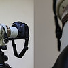"""300 f2.8  Rig<br /> <br /> Canon 300mm f2.8<br /> Canon 5d Mark 2<br /> Canon 2x TC series III<br /> Feisol 3471<br /> Markins M10 Ballhead<br /> <br /> Specs of Canon 300mm f2.8<br /> <br /> Length without hood: 5.0 x 9.9""""(128 x 252mm)<br /> Weight:                  5.6 lbs.(2,550g)<br /> Minimum Focusing :  8.2'(2.5m)<br /> <br /> Sylvia's wanted to have a rig that performed well but was light enough for her to carry. While it is always nice to have the longest possible lens the weight of a 500mm was something that she did not think was enjoyable. Her gear is optimized with weight savings in mind. In fact her rig is almost 5 pounds lighter than mine. It is much easier to carry over a long distance. It is also shorter so it is easier to shoot without a tripod or from a car window. <br /> <br /> The 300mm f2.8 is a very sharp lens. It is supposed to be the sharpest lens Canon makes. It has very fast AF and has IS. <br /> <br /> Most of the weight savings come from the lens and the ballhead. We use the same model camera body and tripod. <br /> <br /> She has a Canon 1.4x Series II and a Canon 2x Series III extender in her bag so she can make her lens into a 420mm or 600mm. She also has a 7D body with a 1.6 crop factor if she want to go even longer. <br /> <br /> Bird gear for photography can get very heavy and the weight can actually keep you from going to the more difficult areas with the interesting birds. Sylvia decided to go with a lighter system rather than a longer and bigger lens. <br /> <br /> If you have some problems with weight and can't carry a rig like this maybe you should also look at the review of the three lighter lenses that can be found in this section of Photography Gear."""