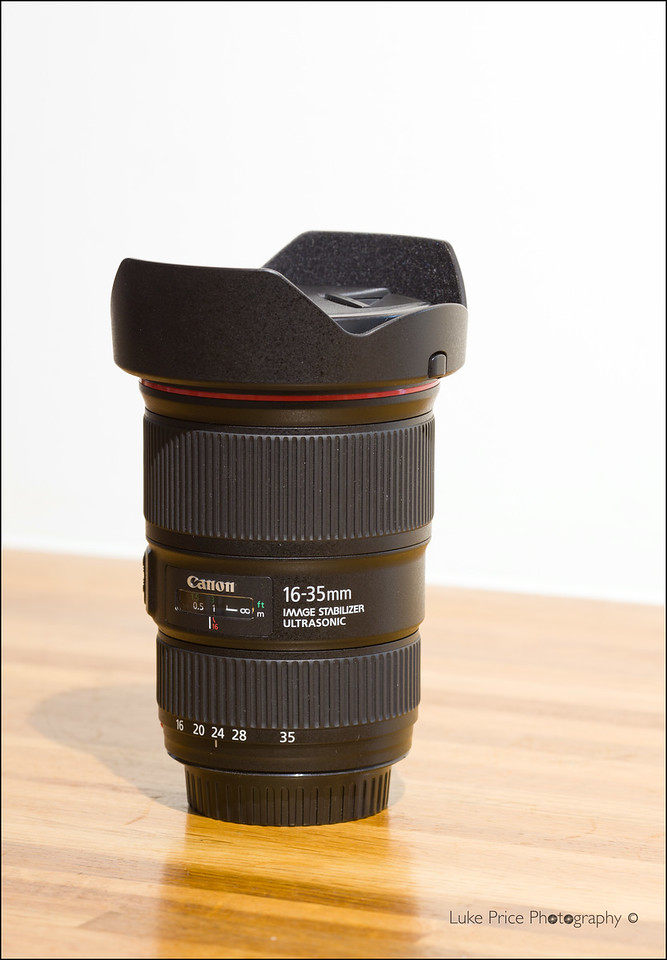 Canon 16-35 F4.0L IS