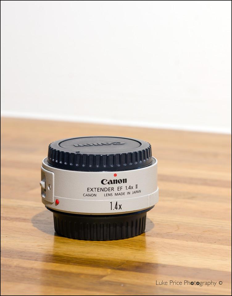Canon 1.4x Teleconverter mk2