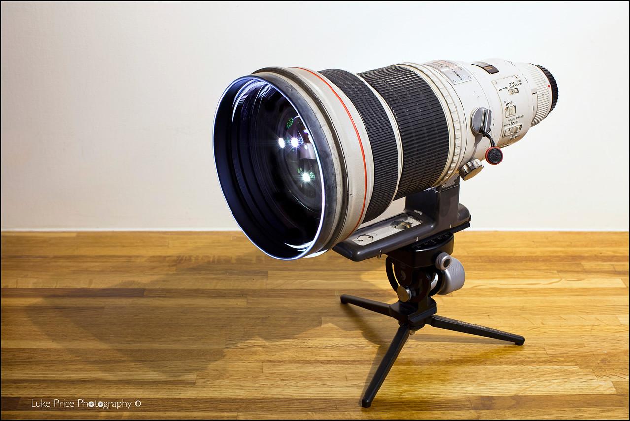 Canon 400mm f2.8L mkii