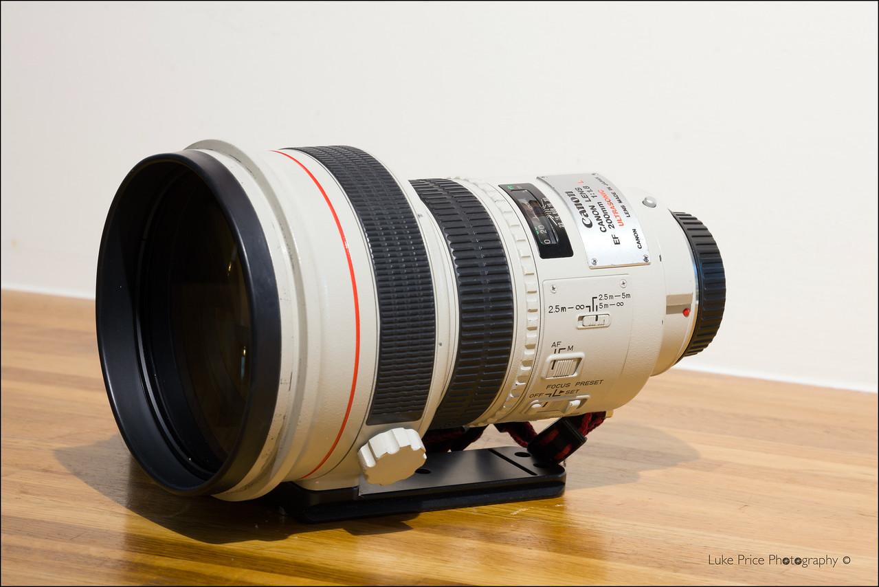 Canon 200 f1.8L