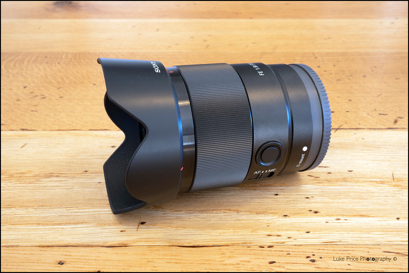 Sony 35mm f1.8