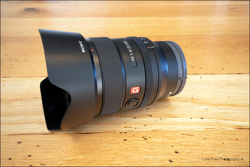 Sony 24mm f1.4 G-Master