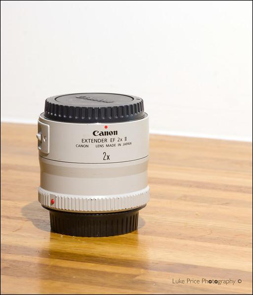 Canon 2.0x Teleconverter mk2