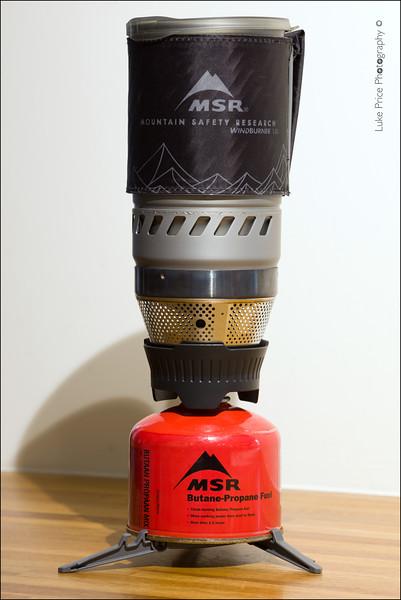 MSR : Windburner Pro 1ltr