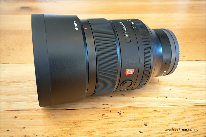 Sony 85mm 1.4 G-Master
