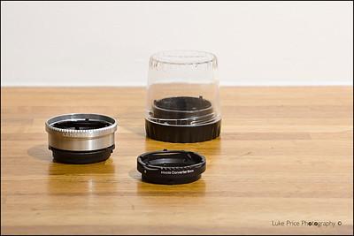 Lensbaby Macro extensions
