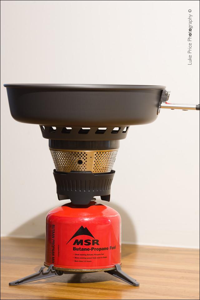 MSR : Windburner pro skillet