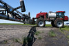 Case IH sprayer