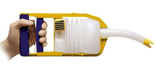 1997-late 2000's - V-Vac manual suction unit