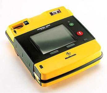 Mid 2000's-current - Physio-Contro Lifepak 1000 AED