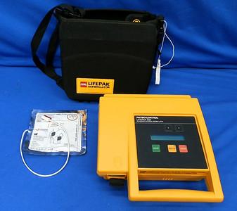 1997-mid 2000's - Physio-Contro Lifepak 500 AED