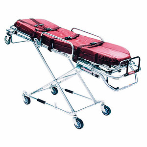 1992-2000 - Ferno one man stretcher.