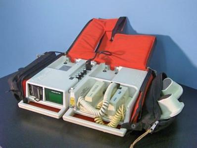 1985-1995 - Physio-Control Lifepak 5 EKG Monitor/Defibrillator/Pacer