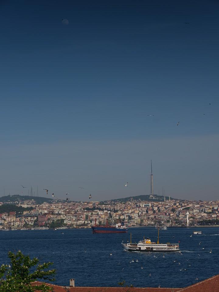 28 April; Istanbul