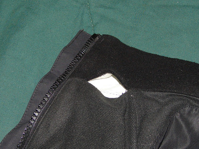 Klim pants/jacket repair