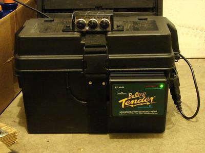 Battery & Tender