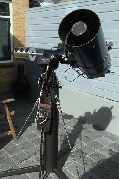 250 mm f/8 Astrosib
