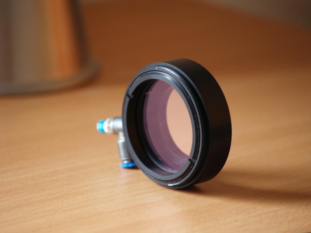 Vacuum adapter ring