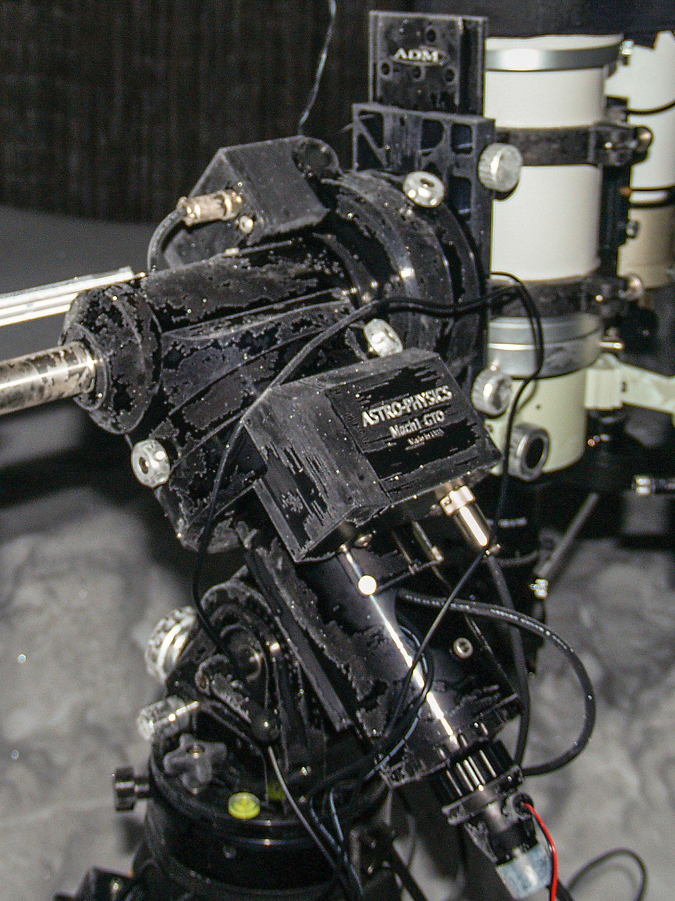 Astro-Physics Mach1 GTO