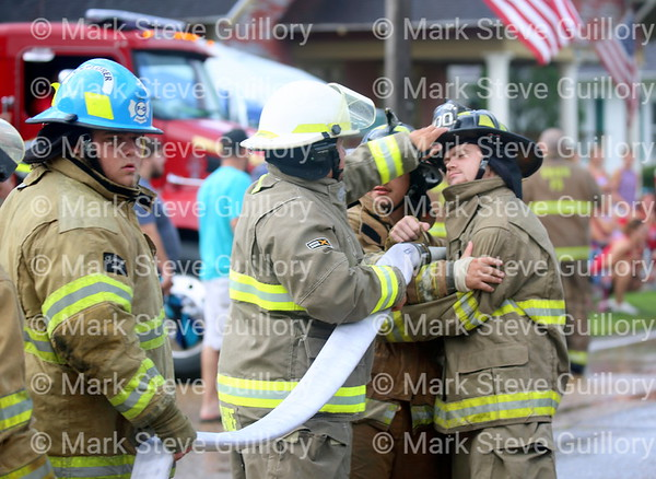 Erath 4th of July Fire Fighters Water Fights, Erath, La 07042018 140
