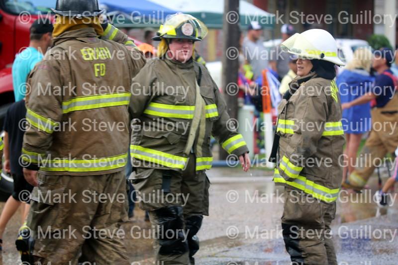 Erath 4th of July Fire Fighters Water Fights, Erath, La 07042018 132
