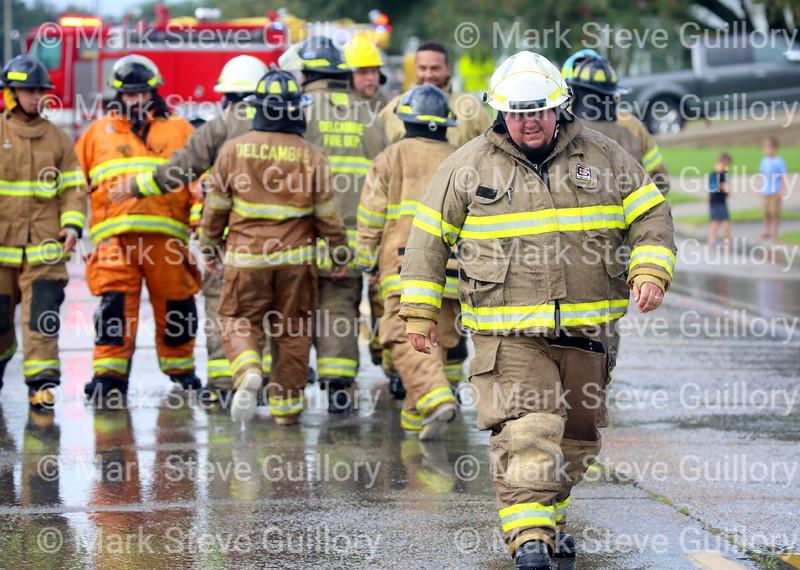 Erath 4th of July Fire Fighters Water Fights, Erath, La 07042018 159
