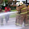 Erath 4th of July Fire Fighters Water Fights, Erath, La 07042018 017
