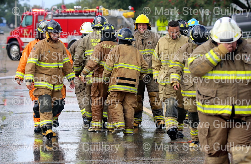 Erath 4th of July Fire Fighters Water Fights, Erath, La 07042018 161