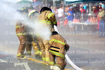 Erath 4th of July Fire Fighters Water Fights, Erath, La 07042018 252