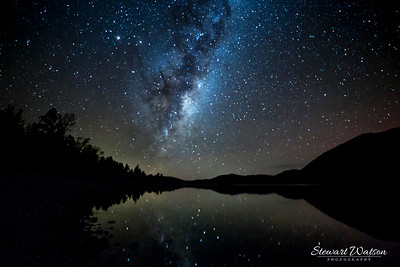 Starry reflections