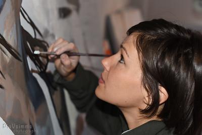FAUSTINE BADRICHIANI ARTIST