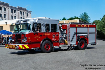 Meriden, Connecticut - Engine 2