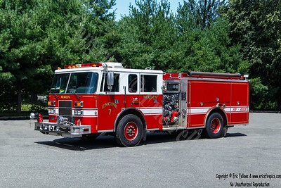 Meriden, Connecticut - Engine 7