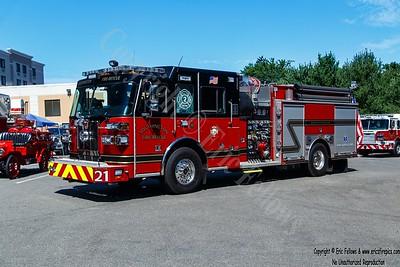 Southington, Connecticut - Engine 21