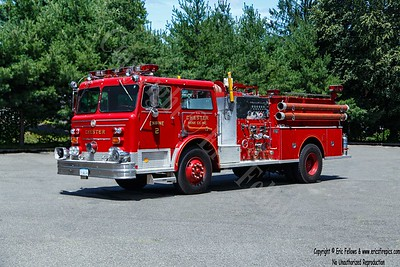Chester, Connecticut - Former Engine 2