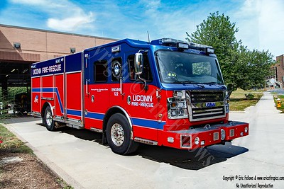 U-Conn - Engine 122
